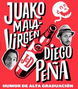 Festival de Comedia Juako Malavirgen y Diego Peña J&D